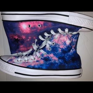 Converse All Stars Galaxy Print Size 9